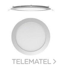 LUMINARIA AIRCOM CIRCULAR LED E3 20W 5700K NIQUEL con referencia 42265785DRD de la marca SECOM.
