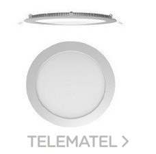 LUMINARIA ECO DUCTO 20W LED 3000K+DALI BLANCO con referencia 495012083DRD de la marca SECOM.
