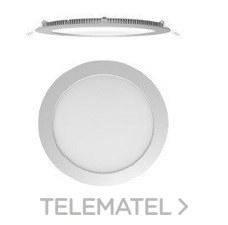 LUMINARIA ECO DUCTO 20W LED 5700K+1-10V TITANIO con referencia 495902085DR de la marca SECOM.