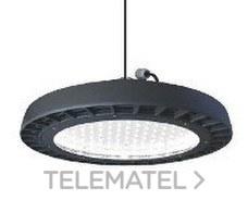 LUMINARIA KONAK LED 100W 4K+LAMPARA +DRIVER DALI GRIS con referencia 4290581084DRD de la marca SECOM.