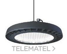 LUMINARIA KONAK LED 100W 57K+LAMPARA DRIVER 1-10V GRIS con referencia 4290581085DR de la marca SECOM.
