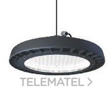 LUMINARIA KONAK LED 100W 57K+LAMPARA +DRIVER DALI GRIS con referencia 4290581085DRD de la marca SECOM.