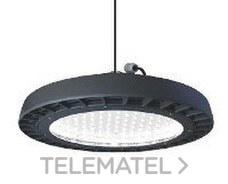 LUMINARIA KONAK LED 100W 57K+LAMPARA +DRIVER+PULSADOR GRIS con referencia 4290581085DRP de la marca SECOM.