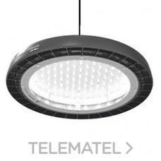 LUMINARIA KONAK LED 150W 4K LAMPARA +DETECTOR MOVIMIENTO GRIS con referencia 4290581584DM de la marca SECOM.