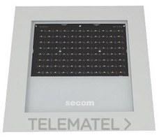 LUMINARIA PROTEKQ3 LED EMPOTRABLE 100W 3000K+80º BLANCO con referencia 4700011083 de la marca SECOM.