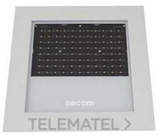 LUMINARIA PROTEKQ3 LED EMPOTRABLE 100W 4000K+80º BLANCO con referencia 4700011084 de la marca SECOM.