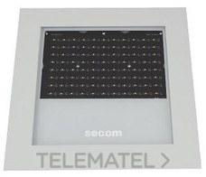 LUMINARIA PROTEKQ3 LED EMPOTRABLE 100W 5700K+80º BLANCO con referencia 4700011085 de la marca SECOM.