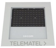 LUMINARIA PROTEKQ3 LED SUPERFICIE 150W 5700K+80º BLANCO con referencia 4701011585 de la marca SECOM.