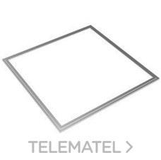 PANTALLA ESLIM LED 1200x300 40W 3K 1-10V NEGRO con referencia 42810283DR40 de la marca SECOM.