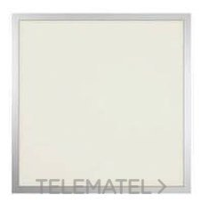 PANTALLA ESLIM LED 600 EMPOTRAR POLIVALENTE 4K 40W BLANCO con referencia 42140184 de la marca SECOM.