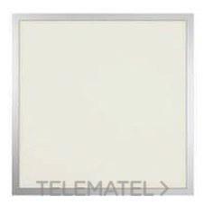 PANTALLA ESLIM LED 600 EMPOTRAR POLIVALENTE 4K 40W CROMO con referencia 42145284 de la marca SECOM.