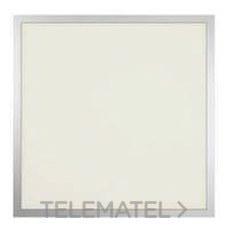 PANTALLA ESLIM LED 600 EMPOTRAR POLIVALENTE 4K 40W NEGRO con referencia 42140284 de la marca SECOM.