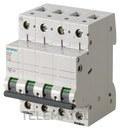 AUTOMATICO MAGNETOTERMICO 400V 6kA 3+NEUTRO POLOS C 16A con referencia 5SL6616-7 de la marca SIEMENS.