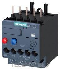 Siemens Rele sobrecarga motor 0,70-1a s00 clase 10 tornillo
