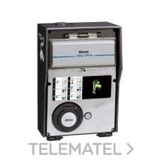 Caja recarga básica 1 toma con identificadora RFID con referencia 0600211-039 de la marca SIMON.