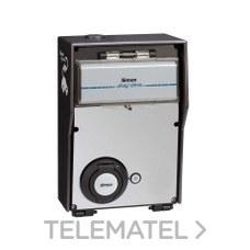 Caja recarga básica 1 toma con módulo bloqueo con referencia 0600271-039 de la marca SIMON.