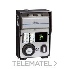 Caja recarga básica 2 tomas con bloqueo recarga con referencia 0600362-039 de la marca SIMON.