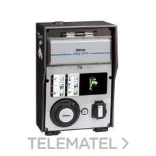 Caja recarga schuko M3T2 C/RFID/ZE con referencia 0600382-039 de la marca SIMON.