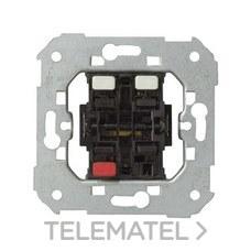 Mecanismo Simon 75 para 2 interruptores con referencia 75398-39 de la marca SIMON.