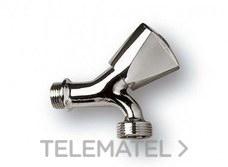 SOBIME 046000-VM Grifo lavadora normal volante metálico