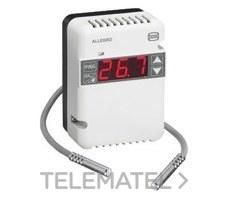 Termostato Sonder Allegro 453 Rail 2 Sondas 3 Relés Código 20.044