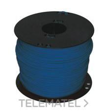 Cordón anti desgarro FLAGOFIL PVC azul (Rollo 200ml) con referencia 00053276-FAZ de la marca SOPREMA.