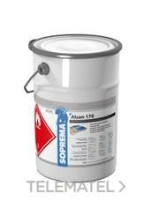 Imprimación PMMA ALSAN® 170 transparente para soportes de hormigón 10Kg con referencia 00099153 de la marca SOPREMA.