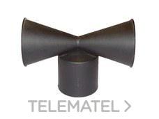 Tapa para exhalador ESTRAER (10u) con referencia 00051622 de la marca SOPREMA.