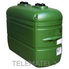 SOTRALENTZ 14300010 DEPOSITO TR-CONFORT VERDE 1500 LTS. - 1740 x 750 x 1765 - 96kg