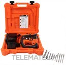 Atornillador SPITBULL sistema de anclaje 36v 2 baterías 6.2Ah litio + cargador con referencia 054514 de la marca SPIT.