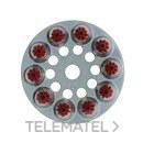 Carga 6.3/16 roja para SPIT P230/P230L con referencia 031220 de la marca SPIT.