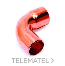 STANDARD/COMAP C0071022 Figura 1a Cu de 22 mm Curva M-H