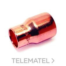 STANDARD/COMAP C0242195 Manguito reducción M-H 5243 diámetro 18-15 cobre