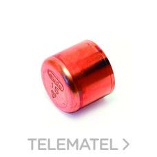 STANDARD/COMAP C0301022 TAPON HEMBRA 5301 d.22 COBRE