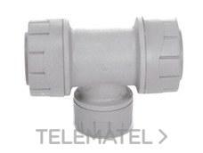STANDARD/COMAP F60077 TE REDUCIDA CENTRO 28x22x28mm