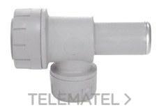 STANDARD/COMAP F60081 TE RCDA.2 BOCAS H 1 BOCA M 22x22x15mm