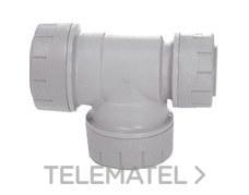 STANDARD/COMAP F60071 TE REDUCIDA UN EXTREMO 22x22x15mm