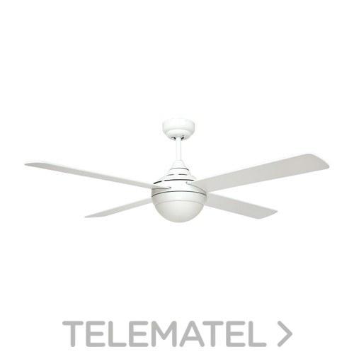 Ventilador de techo 2xE27 40W máximo acabado multicolor+blanco con referencia 75315 de la marca SULION.