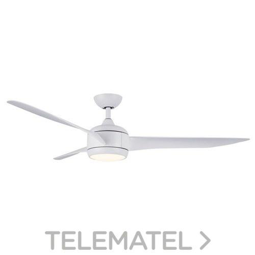 Ventilador Rahu DC LED 18W 1500lm con 3 temperaturas de color con referencia 072814 de la marca SULION.