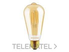 SYLVANIA 0027177 LLED.TOLEDO RETRO ST64 400lm E27 GOLDEN