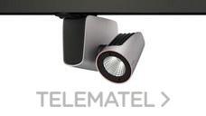 Luminaria OPTIMO pequeño LED NW LS1 silver con referencia 3089927 de la marca SYLVANIA.