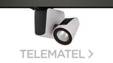 Luminaria OPTIMO pequeño LED NW LS3 blanco con referencia 3089928 de la marca SYLVANIA.