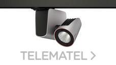 Luminaria OPTIMO pequeño LED WW LS1 silver con referencia 3089921 de la marca SYLVANIA.