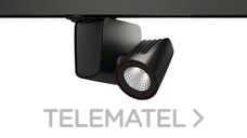 Luminaria OPTIMO pequeño LED WW LS3 negro con referencia 3089923 de la marca SYLVANIA.