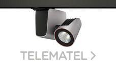 Luminaria OPTIMO pequeño LED WW LS3 silver con referencia 3089924 de la marca SYLVANIA.