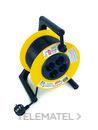 Extensible eléctrico taller cable 3Gx1 25m con referencia 752001 de la marca TAYG.