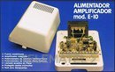 ALIMENTADOR AMPLIFICADOR E-10 con referencia A08030 de la marca TEGUI.