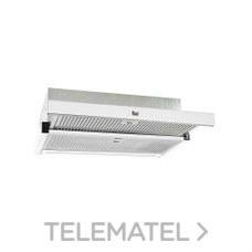 TEKA 40436811 Campana extraíble ECOPOWER CNL6415-W blanco clase energética A