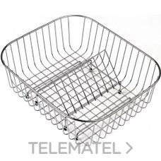 CESTA VARILLA 370x315x145mm con referencia 40199037 de la marca TEKA.