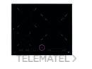 ENCIMERA INDUCCION iKnob-IT-6350 INOXIDABLE con referencia 10210183 de la marca TEKA.